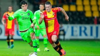 Highlights Go Ahead Eagles - Jong Ajax