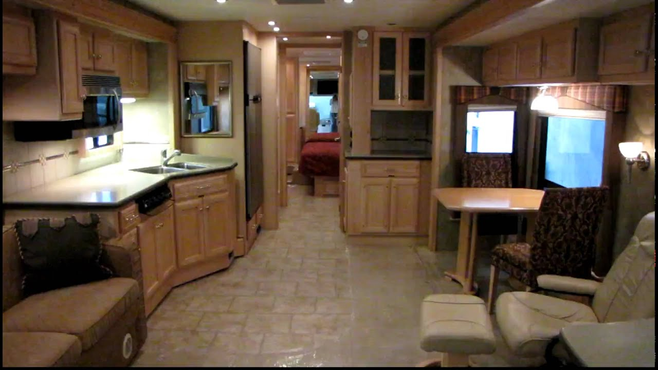 2006 Country Coach Inspire 36 By Demartini Rv Youtube