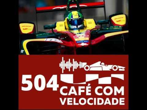 [Áudio] Café com Velocidade 504 -A vitória de Lucas di Grassi no ePrix do México