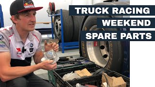 Spare Parts for Truck Racing