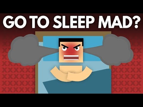 What Happens If You Go To Sleep Mad? - Dear Blocko #18