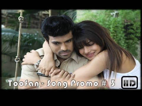 Mumbai Ke Hero Song Promo # 3 | Toofan Telugu Movie | Ram Charan,Priyanka Chopra,Sri Hari