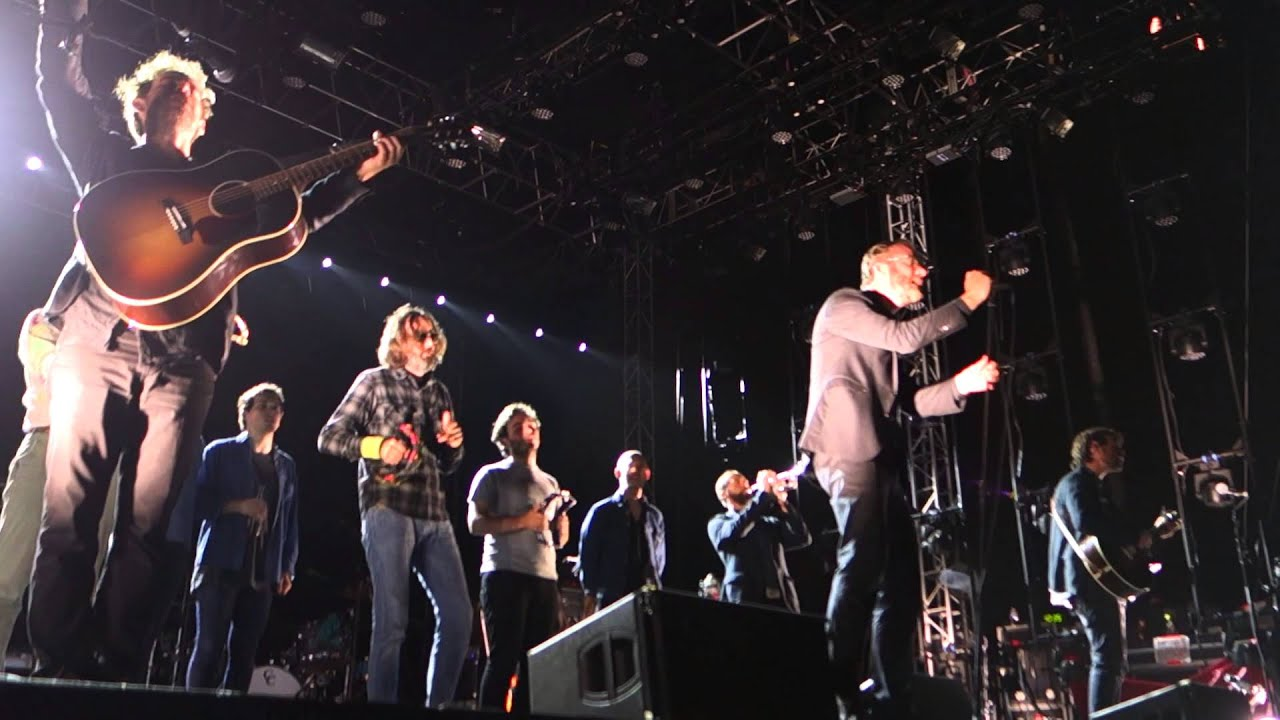 The National Live 2013