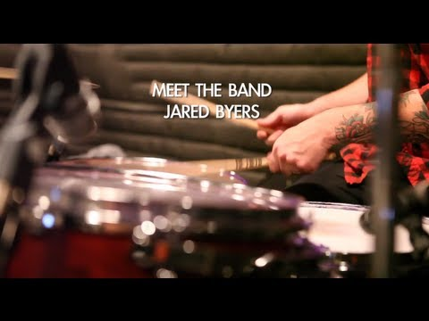 Audio Adrenaline - Episode #5 Meet the Band: Jared Byers