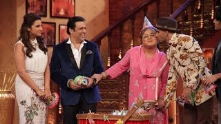 Ranveer Singh, Govinda And Parineeti Chopra Promote Kill Dil At Comedy Nights With Kapil!-review
