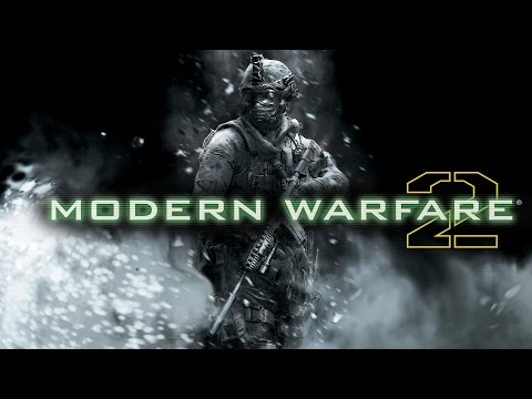 CALL OF DUTY: MODERN WARFARE 2 CAMPAIGN PLAYTHROUGH #1