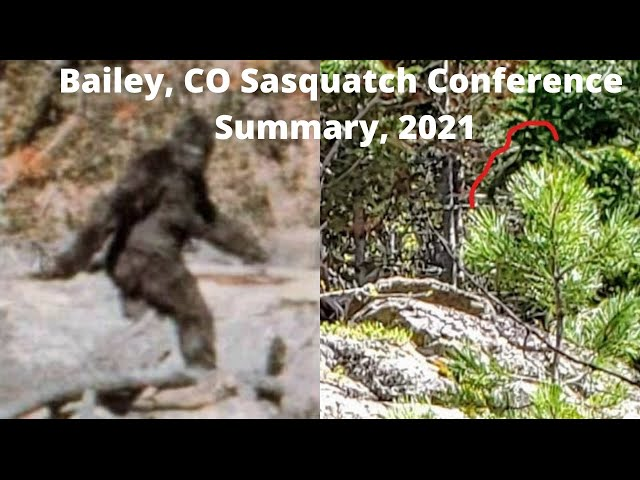 Sasquatch Conference Roundup: New Evidence and Ideas
