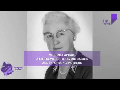 Virginia Apgar, a life devoted to saving babies and informing mothers