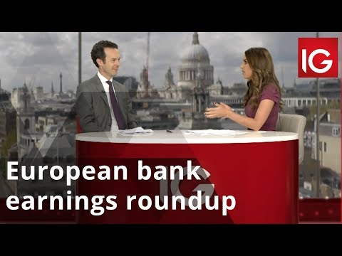 European bank earnings roundup | UBS, Santander, Credit Suisse & Deutsche Bank