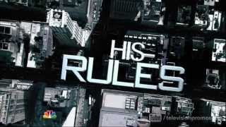 Ironside - His Town is Rules - 2013 TV Show Trailer
