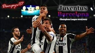 Juventus - Barcellona 3-0 (SANDRO PICCININI) 2016/2017