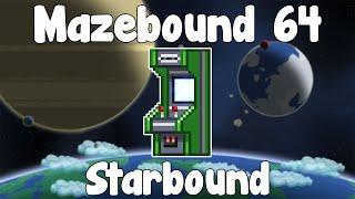 Mazebound 64 - Starbound Nightly Build