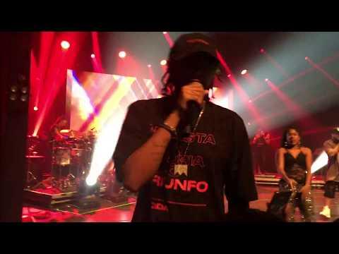 Mandume ao vivo - Emicida Muzzike, Raphao Alaafin, Drik Barbosa, Amiri