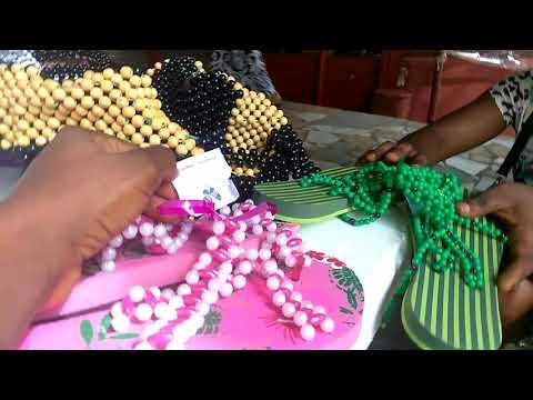 Monrovia African pop up shop