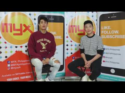Darren Espanto on MYX FB LIVE (06-14-2017)