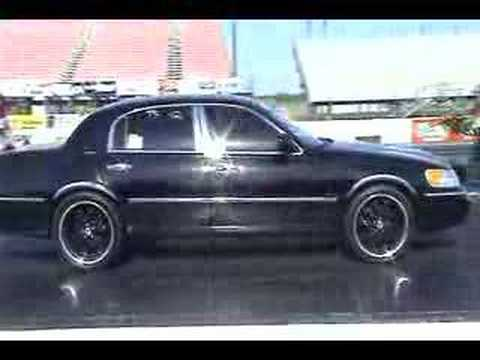 Turbo Lincoln Town Car Youtube