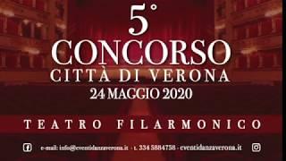 5°Concorso Città di Verona 24 Maggio 2020