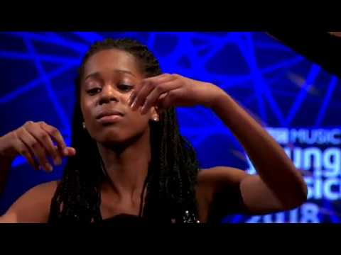 BBC Young Musician 2018 : Jeneba Kanneh-Mason's performance in the Keyboard Finals