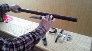 Boker magnum Blind samurai Обзор