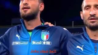Italia vs Polandia uefa national league week1