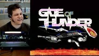 Croooow Plays Gate of Thunder (TurboDuo)