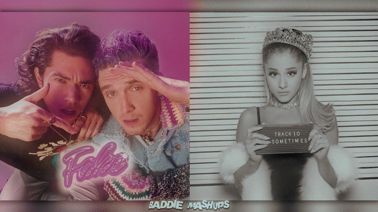 fake x sometimes (MASHUP) Ariana Grande, Lauv & Conan Gray ♡✧