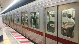 【東武鉄道】20050系東京メトロ日比谷線上野駅発車