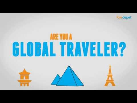 Cheap Flight Tickets for Global Travelers