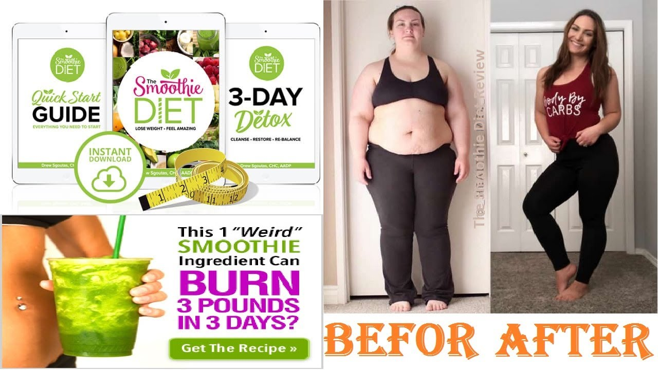 The Smoothie Diet Does It Really Work |How To Buy 21 Days Smoothie Diet ?