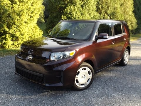 2012 Scion xB 1 Year 40,000 Mile Owner Review, Start Up, Tour, and Exhaust