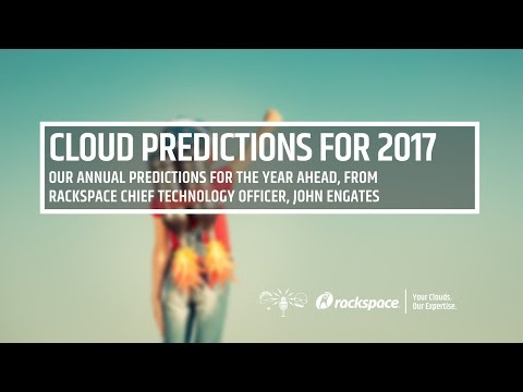 Cloud Predictions for 2017 with John Engates - Office Hours Podcast