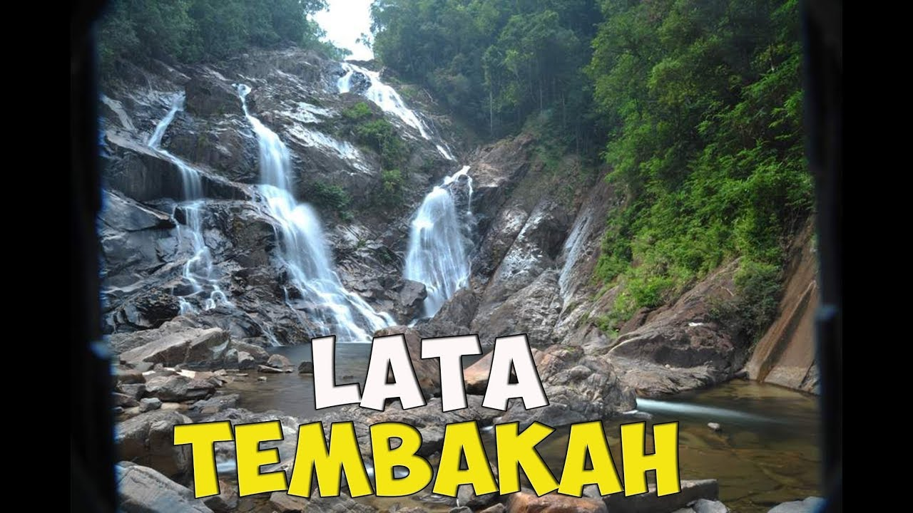 Lata Tembakah Waterfall Level 5 Terengganu Malaysia Youtube