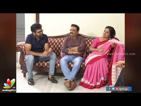 Rangastalam team Interview- Ram Charan Father and Mother Special chit chat