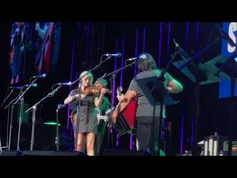 Paul Simon The Boxer - Charlie Sexton Martie Maguire LIVE 9/22/17 Austin TX