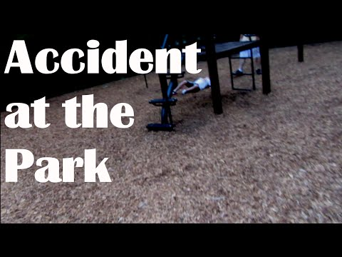 Accident at the Park {Daily Vlog}