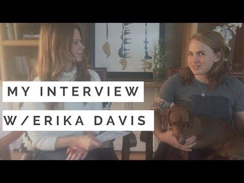 Weight Loss Tips/Interview w Erika Davis