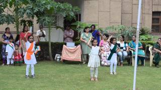 Kids Dance on Independence Day