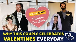 Why this couple celebrates Valentines day ... Everyday   Valentines Day Special   Funda Curry  