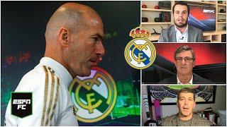 REAL MADRID Las preocupaciones de Zidane previo al duelo ante el Villarreal por LaLiga | ESPN FC