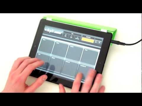 Puffi - Cobus - Skrillex - First Of The Year (Equinox) [iPad Drum Cover|FullHD]