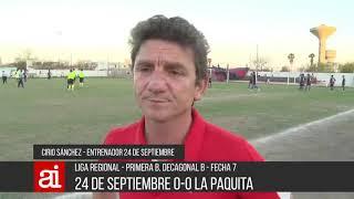25 09 AI 03 NOTAS partido 24 vs La Paquita   Sanchez y Lucena