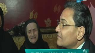 صبايا الخير - زيارة النائب د. عبد الرحيم علي في استجابة سريعة لأم أسلام بعد اذاعة الحلقة  بنصف ساعة