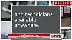 Leak Detection Ocean Breeze Park FL | Pipe Surgeons | 888-776-9573