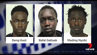 Three African Home Invaders Wanted.(Wyndham Vale Incident) Nine Seven News