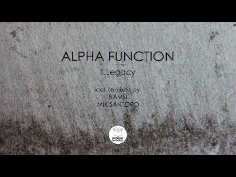 AMP066 - Alpha Function - Discordia (Original Mix)