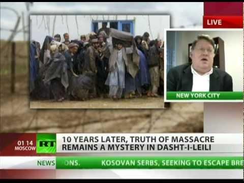 US behind the biggest massacre in Afghanistan?