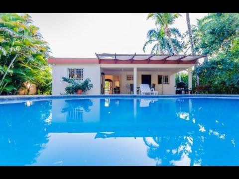 Casa de playa en venta en cabarete rep blica dominicana - Casa de playa ...