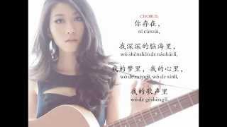 Repeat youtube video You Exist in My Song by Wanting-我的歌声里 by 曲婉婷-Chinese with Songs