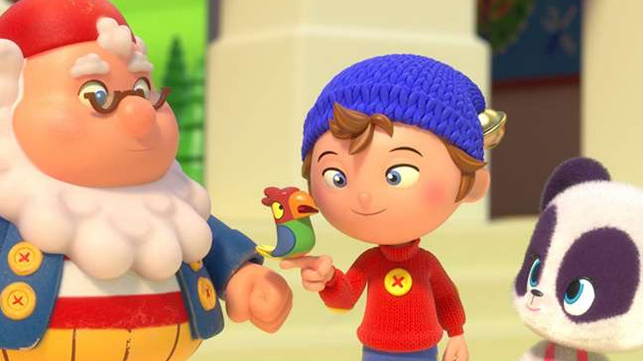 Detective Toyland Noddy Characters