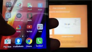 วิธีใช้Anycast M9 Plus แชร์ภาพจากมือถือ True Lenovo VibeC